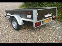 Lille Hobby trailer - Pris pr. dag: 150 kr.