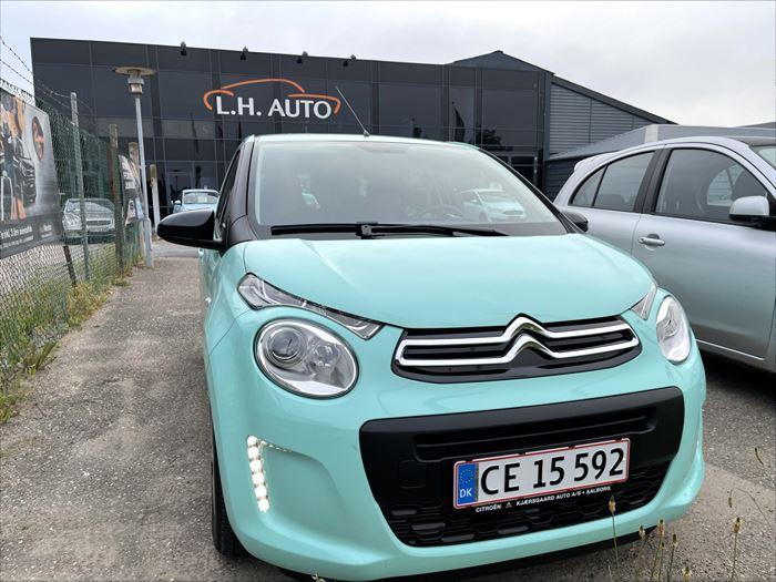 Billede 1: CitroënC11.0 Benzin 72 HK, 5d, Manuel 5g klima