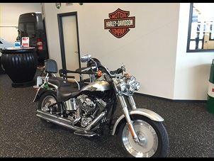 Billede 1: Harley-DavidsonFatBoy