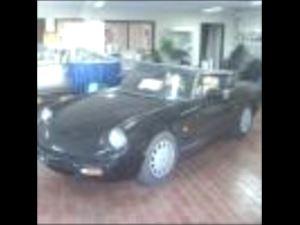 Alfa RomeoSpider2,0 120HK Cabr., 93.000 km