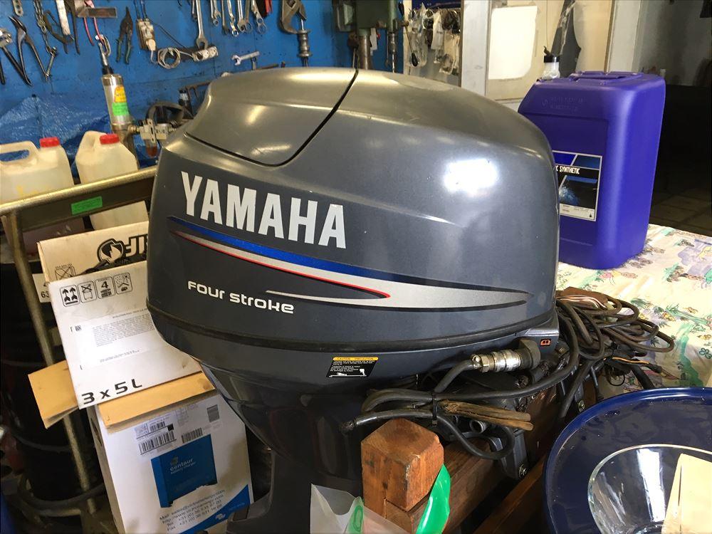 Yamaha F40 HK SOLGT