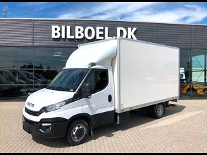 Billede 1: IvecoDaily2,3 35C16 Alukasse m/lift