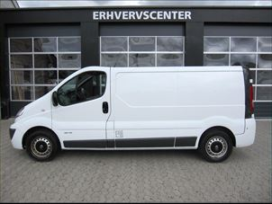 Billede 1: NissanPrimastarL2H1 2,0 DCi DPF Comfort 114HK Van 6g