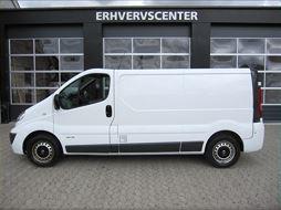 Nissan Primastar L2H1 2,0 DCi DPF Comfort 114HK Van 6g, 79.457 km, 90.900 kr
