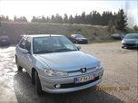 Peugeot 306 1,6 Toscana Sedan, 252.000 km, 24.500 kr