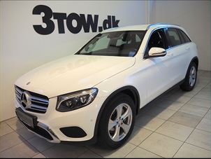 Billede 1: Mercedes-BenzGLC220 daut. 4-M