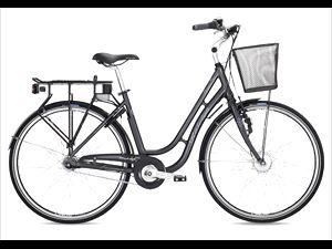 Billede 1: RaleighElegance el-cykel