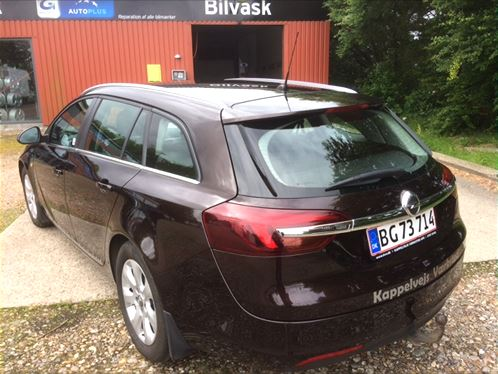 Billede 2: Peugeot 308 - pris pr. dag 300 kr.