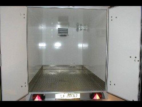 Billede 1: Køle trailer - 500 kr. pr. dag