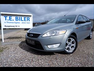 Billede 1: FordMondeo1,6 Ti-VCT 125 Trend stc.
