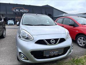 Billede 1: NissanMicraDIG-S, 1.2 Benzin 98 HK, 5d, Automatisk