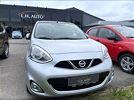 Nissan Micra DIG-S, 1.2 Benzin 98 HK, 5d, Automatisk, 63.000 km, 79.500 kr