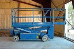 Bygge lift - pris pr. dag: 500 kr