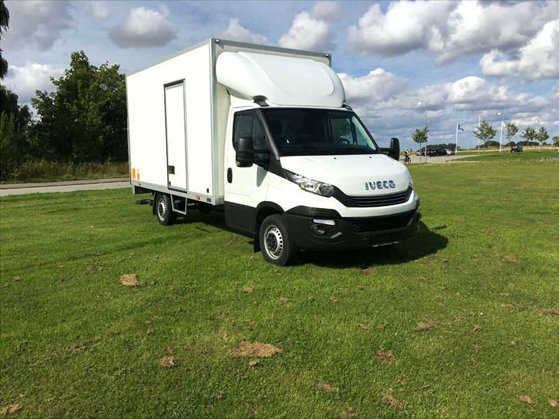 Billede 1: IvecoDaily2,3 35S16 4100mm Lad AG8