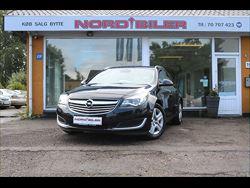 Opel Insignia 2,0 CDTi 140 Edition ST eco, 168.000 km, 139.900 kr