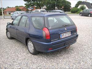 Peugeot3061,6 Greyline stc., 293.000 km