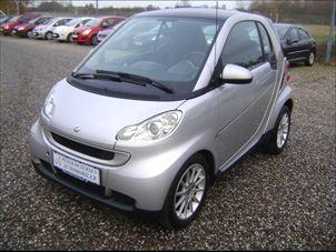 Billede 1: SmartFortwoCoupé 0,8 CDi 45 Passion aut.
