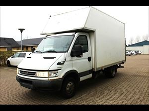 Iveco Daily 3,0 35C14 4100mm Lad 2d, 210.000 km