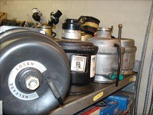 Billede 1: Bremsecylindremange modeller ring