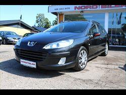 Peugeot 407 1,6 HDi ST Sport SW, 185.000 km, 32.000 kr
