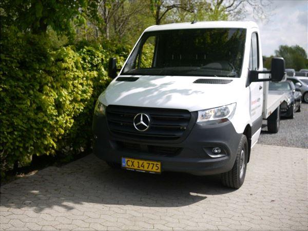 Mercedes-Benz Sprinter 319 CDi A3 Chassis aut. RWD