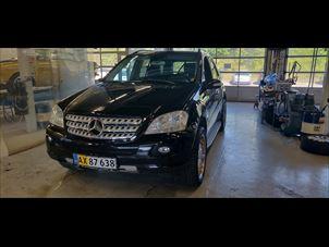 Billede 1: Mercedes-BenzML3503,7 aut.