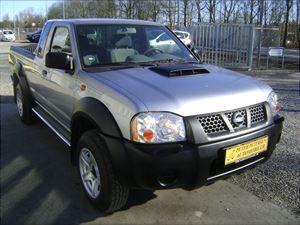 NissanKingCab 2,5 dCi SE 4x4, 116.000 km