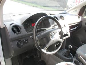 VWCaddy2,0 SDi, 179.000 km