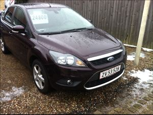 Ford Focus , 55.000 km