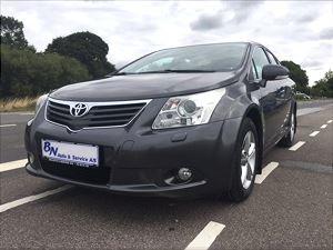 ToyotaAvensis1,6 VVT-i T1 stc., 87.000 km