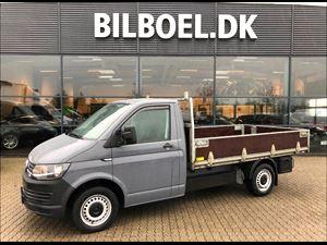 VWTransporter2,0 TDi 150 Ladvogn kort, 86.000 km