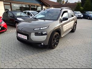 Billede 1: CitroënC4Cactus 1,6 BlueHDi 100 Shine