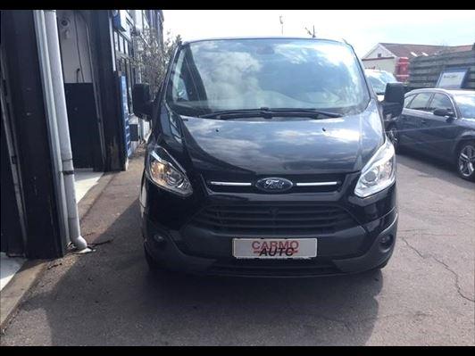 Billede 1: FordTransitCustom 310 L2H1 2,2 TDCi Trend 125HK Van 6g