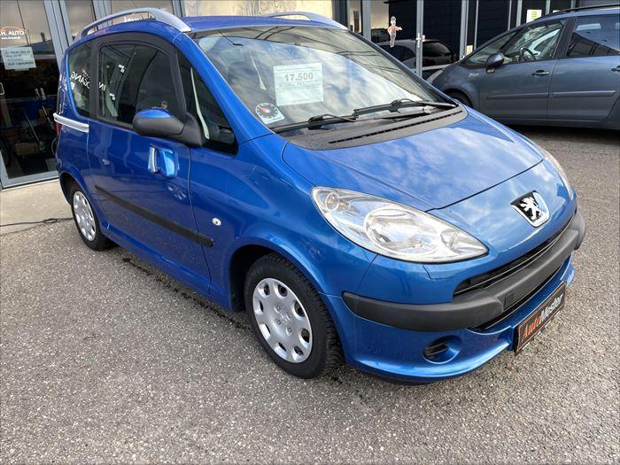 Billede 1: Peugeot1007Dolce, 1.4 Benzin 88 HK, 3d, Manuel 5g