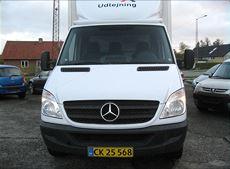 Mercedes-Benz Sprinter 315 CDI 149HK Ladv./Chas.