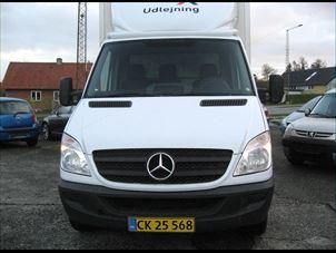 Billede 1: Mercedes-BenzSprinter315 CDI 149HK Ladv./Chas.