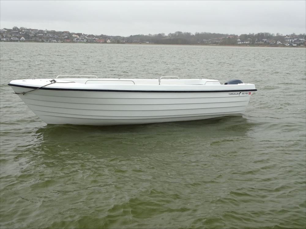 Fjordjollen 550 FISK