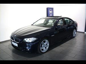 Billede 1: BMW528i2,0 M-Sport aut.