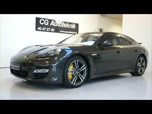 Billede 1: PorschePanamera Turbo SPDK