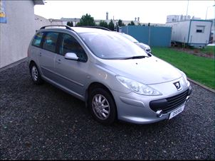 Billede 1: Peugeot3071,6 T6 HDi 90 XS st.car