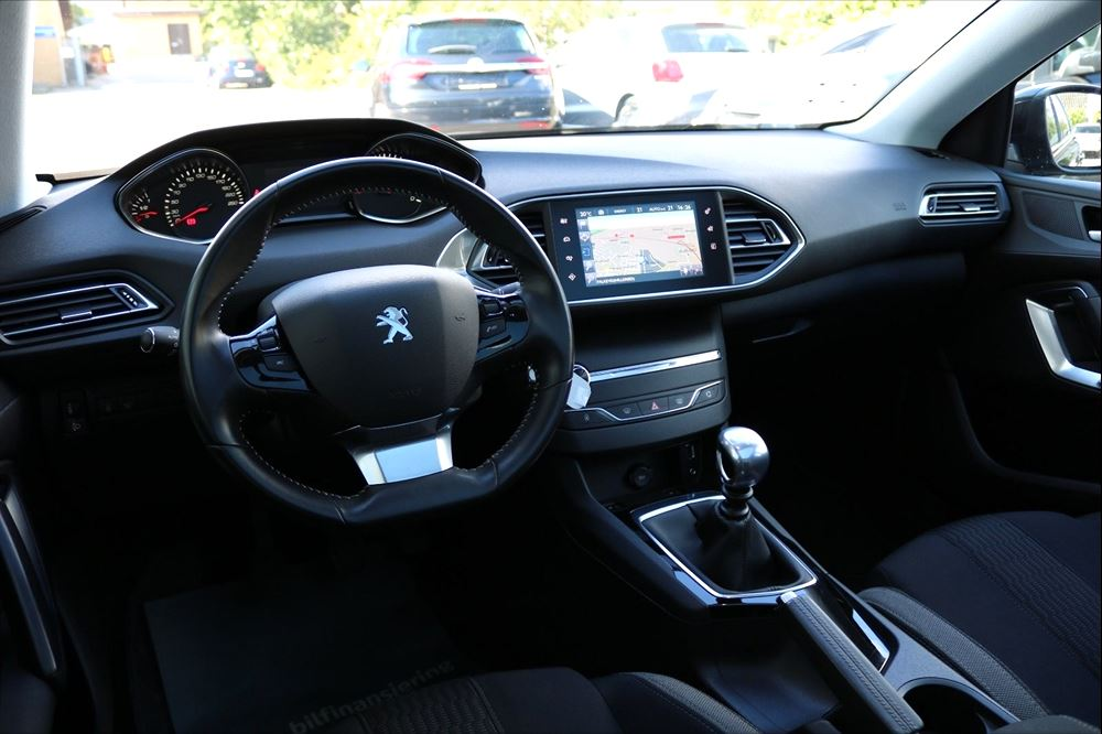 Billede 5: Peugeot3081,6 BlueHDi 120 Style