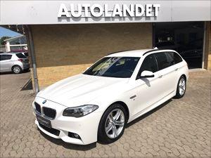 BMW520d2,0 Touring M-Sport aut., 113.000 km