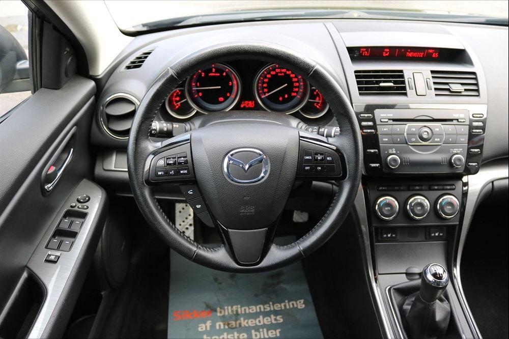 Billede 6: Mazda62,2 DE 129 Advance stc.