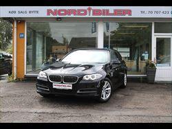 BMW 520d 2,0 Touring aut., 162.000 km, 299.900 kr
