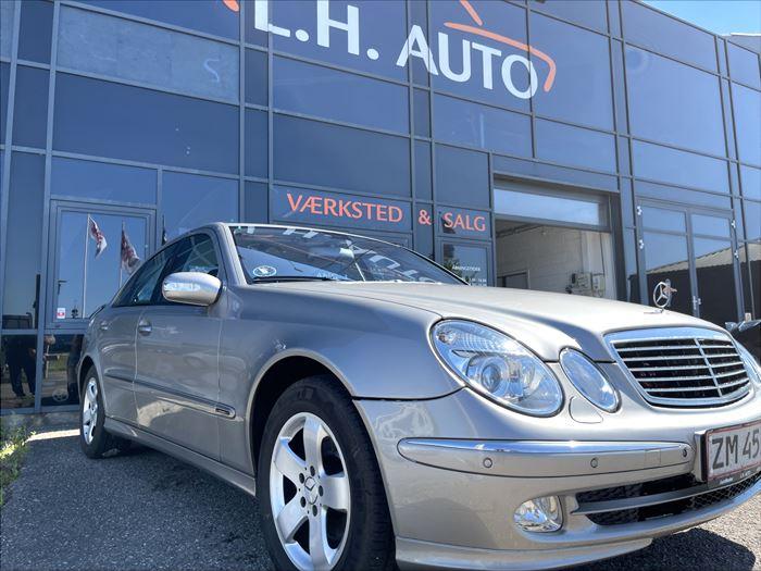 Billede 1: Mercedes-BenzE3203,2 Avantgarde aut. 4d