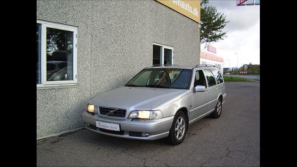 Volvo V70 2,5 Turbo