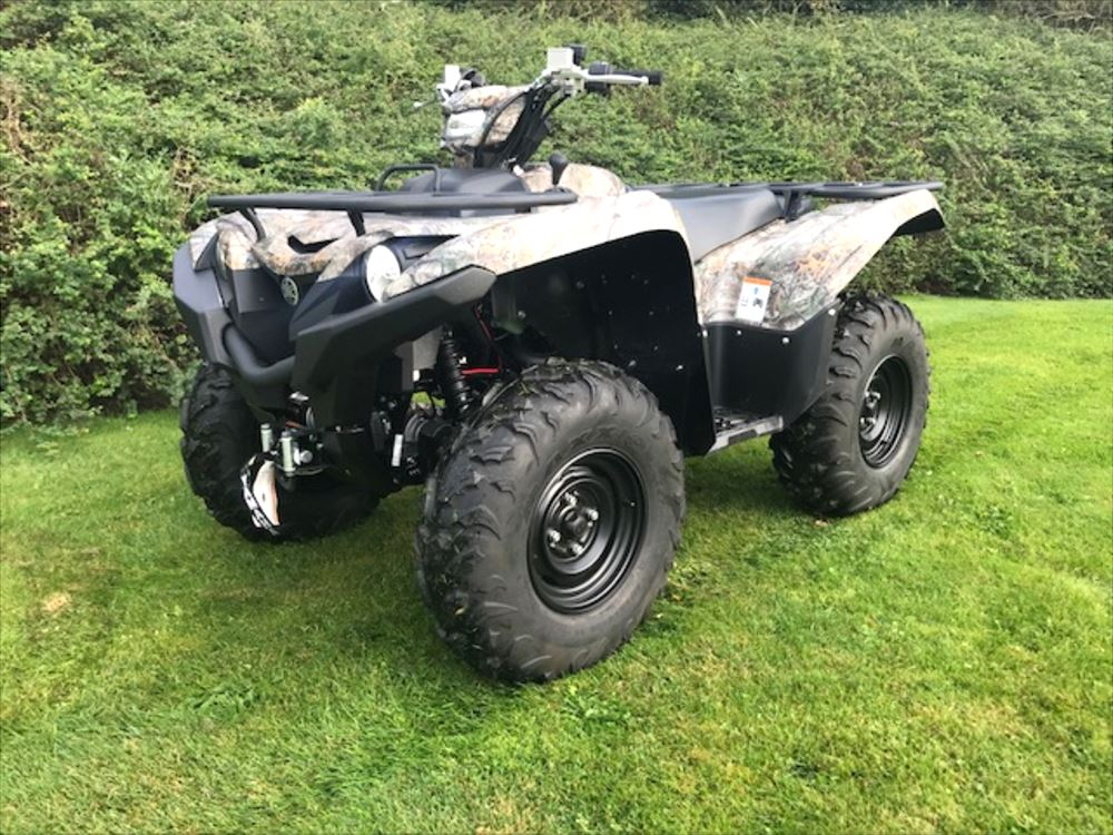 yamaha YFM 700 Grizzly EPS