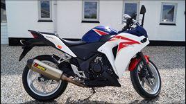 Honda CBR 250 RA, 10.800 km, 26.900 kr