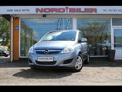Opel Zafira 1,9 CDTi 150 Enjoy aut. 7prs, 179.000 km, 69.900 kr