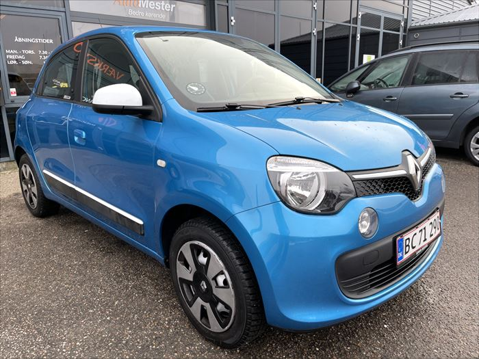 Billede 1: RenaultTwingoExpression, 1.0 Benzin 71 HK, 5d, Manuel 5g